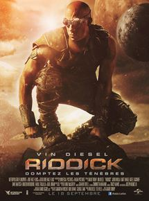 Riddick streaming