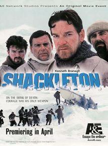 Shackleton, aventurier de l'Antarctique en streaming