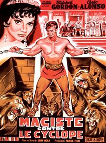 Maciste contre le cyclope streaming