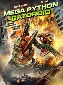 Mega Python vs. Gatoroid streaming