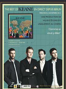 Concert de Keane (Côté Diffusion)