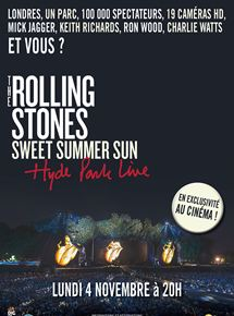 The Rolling Stones - Hyde Park Live (Pathé Live)
