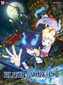 Blue Exorcist: The Movie streaming