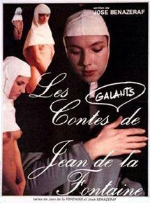 Les Contes galants de La Fontaine