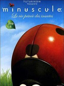 Minuscule (La vie privée des insectes) - L'intégrale de la série : saisons 1 & 2