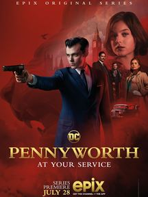 Pennyworth - Saison 2