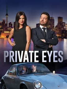 Private Eyes - Saison 4