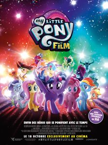 My Little Pony : le film Bande-annonce VF
