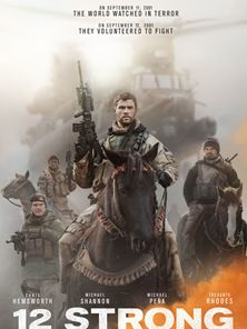 12 Strong Bande-annonce VO