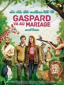 Gaspard va au mariage Bande-annonce VF