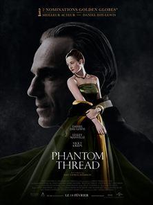 Phantom Thread Bande-annonce VO
