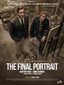 The Final Portrait Bande-annonce VO
