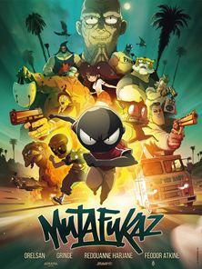 Mutafukaz Teaser VF