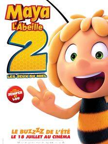 Maya l'abeille 2 - Les jeux du miel Teaser VF