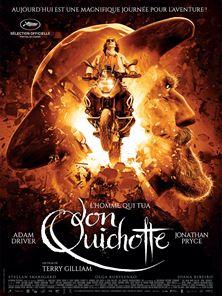 L'Homme qui tua Don Quichotte Bande-annonce VO