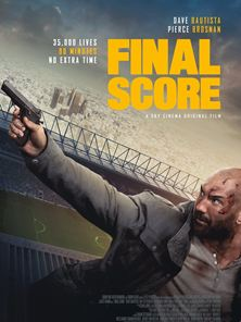 Final Score Bande-annonce VO