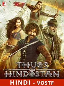 Thugs of Hindostan Bande-annonce VO