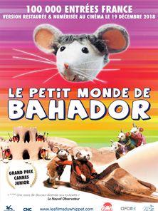 Le Petit monde de Bahador Bande-annonce VF