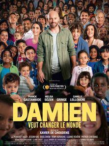 Damien veut changer le monde Bande-annonce VF