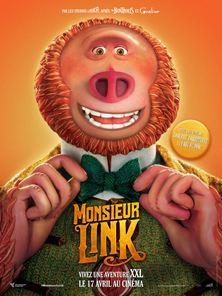 Monsieur Link Bande-annonce VF