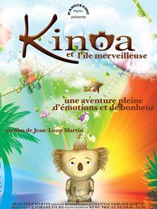Kinoa et l'île merveilleuse Bande-annonce VF