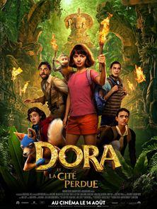 Dora et la Cité perdue Bande-annonce VF