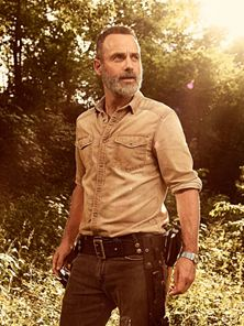 First The Walking Dead Movie About Rick Grimes