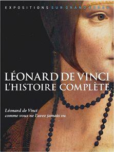 Leonard de Vinci : l'histoire complète Bande-annonce VO