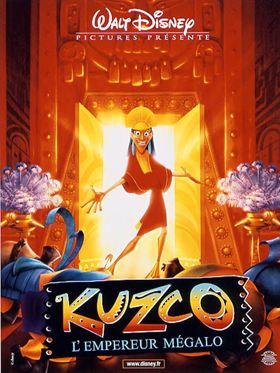 Kuzco, l'empereur mégalo