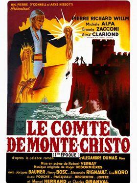 le comte de monte cristo 1961 allocin 233