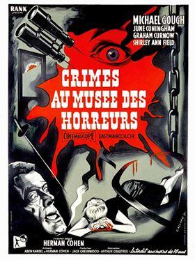 Crimes au Musee des Horreurs
