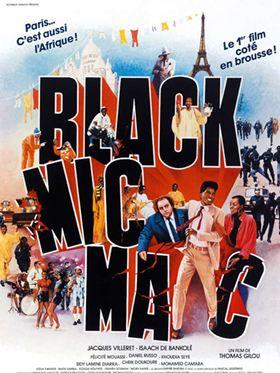 Black mic-mac