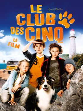 Le Club des Cinq, le film