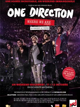 One Direction: Where We Are – The Concert Film