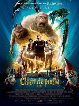 Chair de Poule - Le film