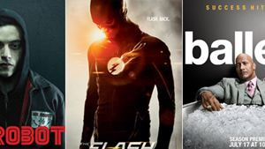 Mr Robot, Ballers, Flash... le plein d