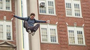 Spider-Man bondit sur les photos d