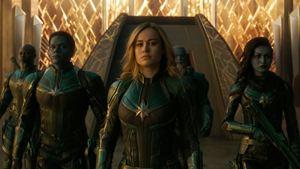 Captain Marvel : la super-héroïne plus forte que Wonder Woman au box-office mondial !