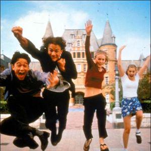 10 bonnes raisons de te larguer : Photo Gil Junger, Heath Ledger, Julia Stiles