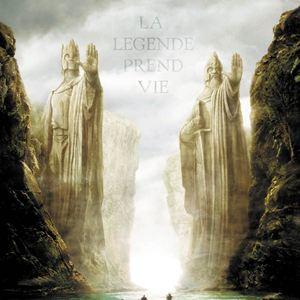 Le Seigneur des anneaux : la communauté de l'anneau : Affiche