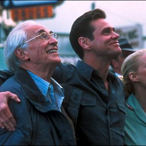 The Majestic : Photo Jim Carrey, Laurie Holden, Martin Landau