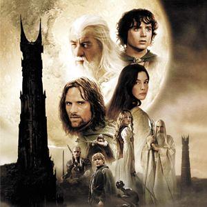 Le Seigneur des anneaux : les deux tours : Affiche