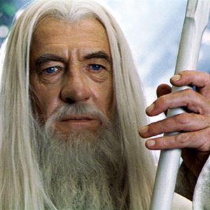 Le Seigneur des anneaux : les deux tours : Photo Ian McKellen