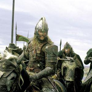 Le Seigneur des anneaux : les deux tours : Photo Karl Urban