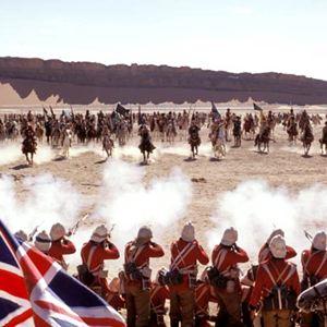 Frères du désert : Photo Djimon Hounsou, Heath Ledger, Kate Hudson, Shekhar Kapur, Wes Bentley