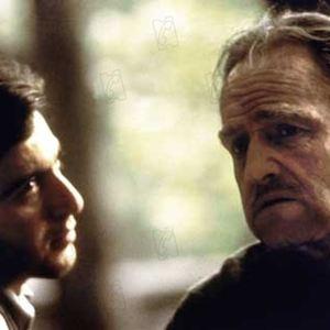 Le Parrain : Photo Al Pacino, Marlon Brando