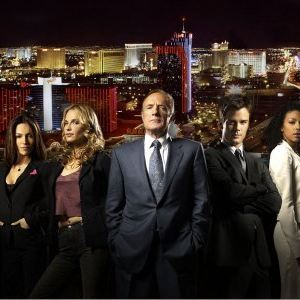 Las Vegas : Photo James Caan, James Lesure, Josh Duhamel, Marsha Thomason, Molly Sims