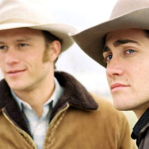 Le Secret de Brokeback Mountain : Photo Heath Ledger, Jake Gyllenhaal