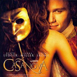 Casanova : Affiche Heath Ledger