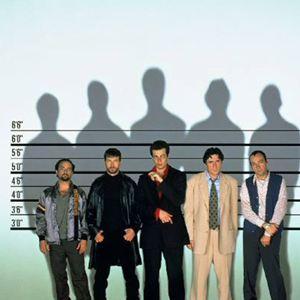 Usual Suspects : Photo Benicio Del Toro, Gabriel Byrne, Kevin Pollak, Kevin Spacey, Stephen Baldwin